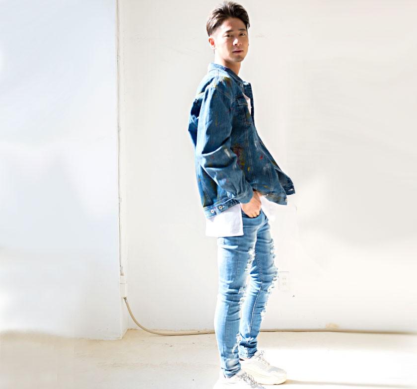 EXILEや三代目J Soul Brothers系ファッションコーディネート
