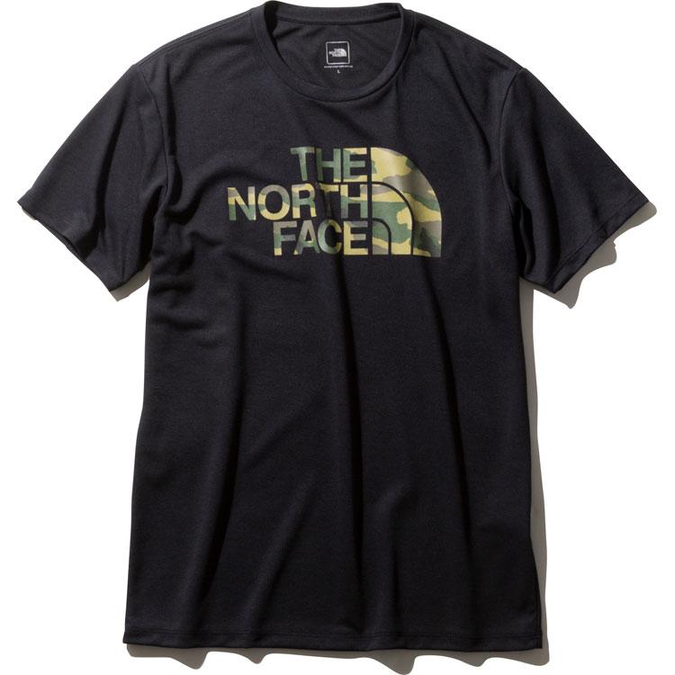 ザ・ノース・フェイスロゴTシャツ