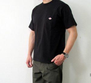 ダントンポケットTシャツ