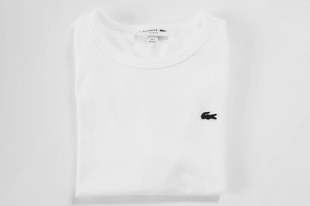 ラコステTシャツ