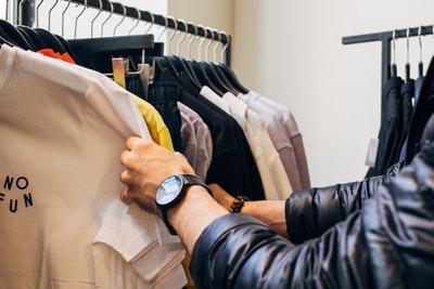 服の選び方(超基本のポイント)