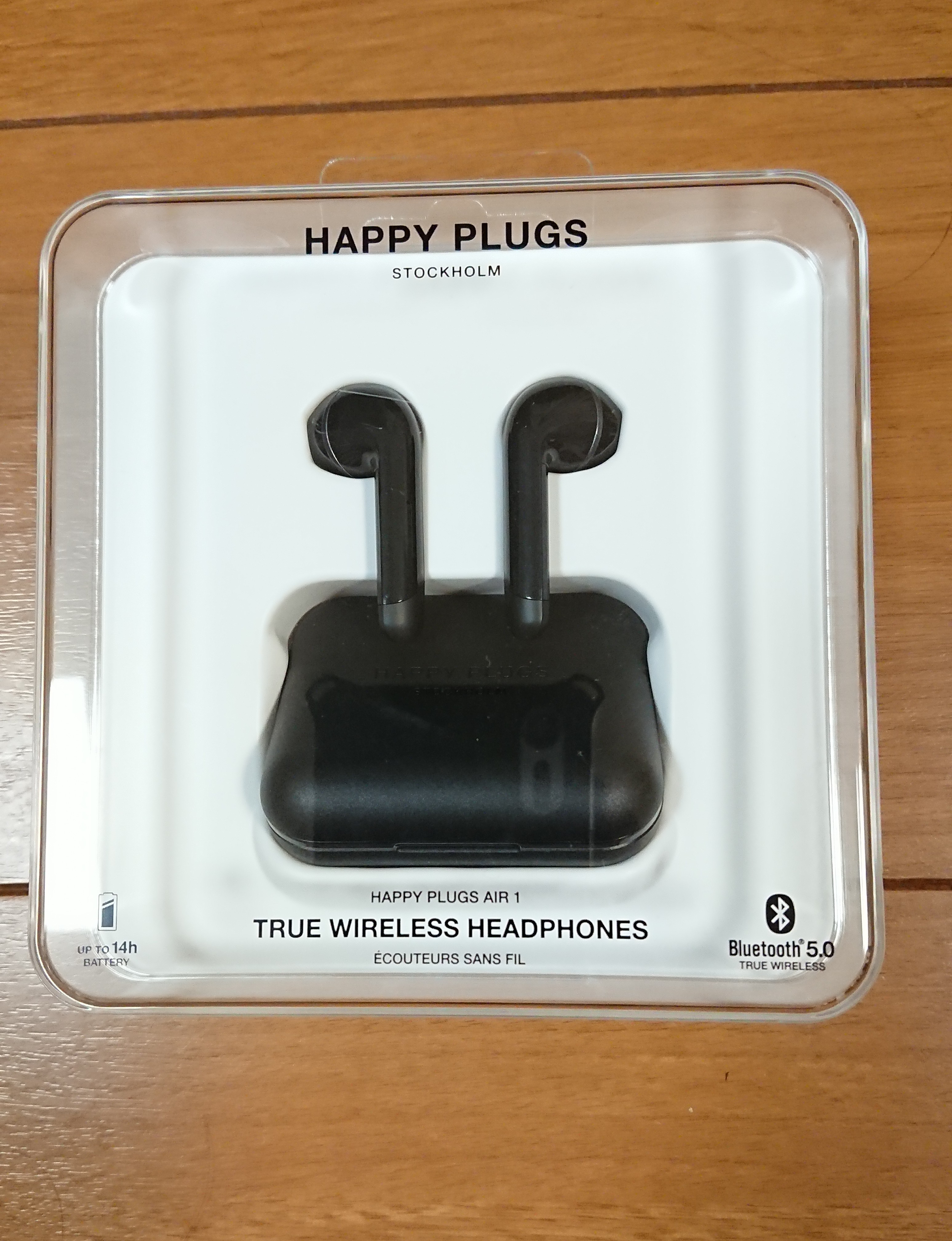 HAPPY PLUGS AIR1前