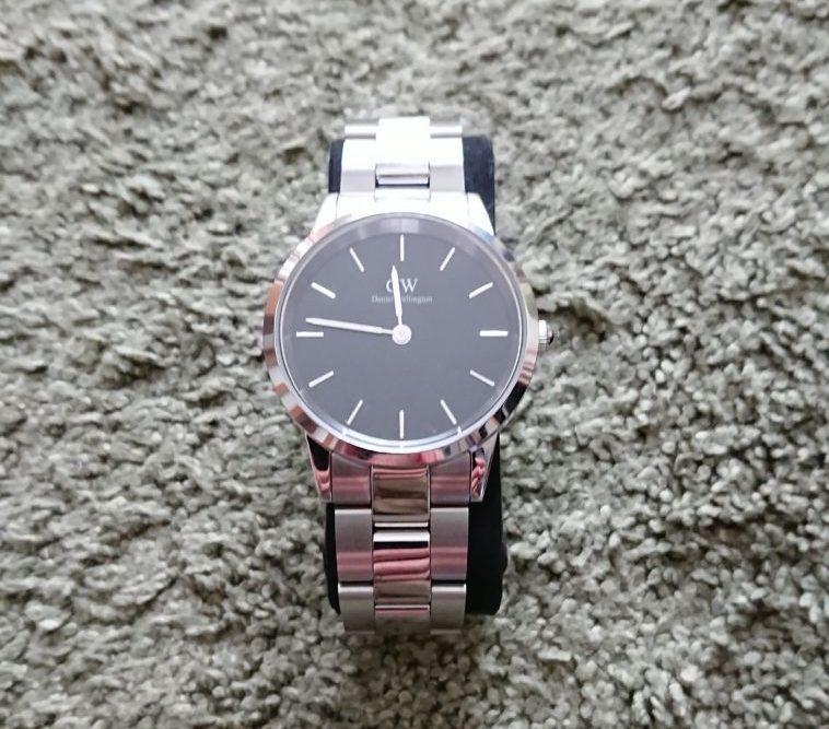 【ダニエルウェリントンIconic Linkレビュー】洗練されたデザインの時計とリングがおすすめ!