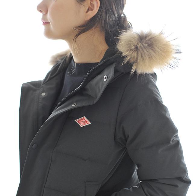 暖かくて可愛い 寒空に映える大人のダウンジャケット