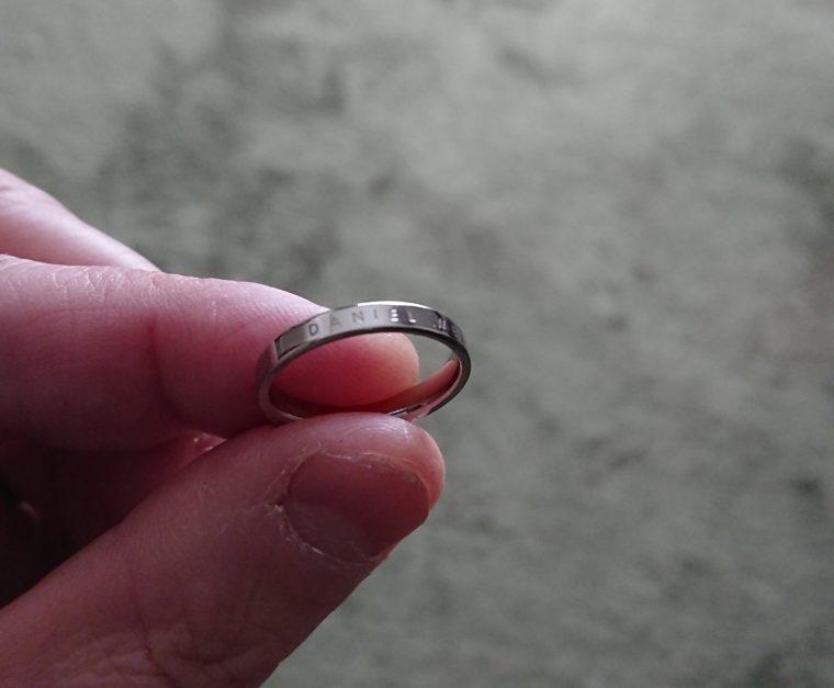 ダニエルウェリントンClassic Ring (クラシックリング)