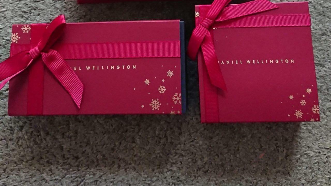 ダニエルウェリントンクリスマスプレゼントにおすすめな腕時計とアクセサリーの感想【2020最新版】