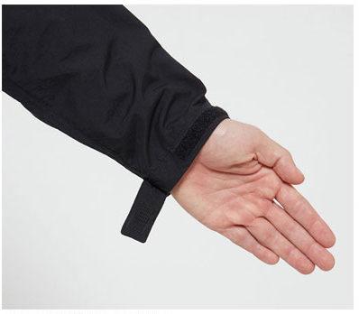 ザ・ノース・フェイスコンパクトジャケット袖