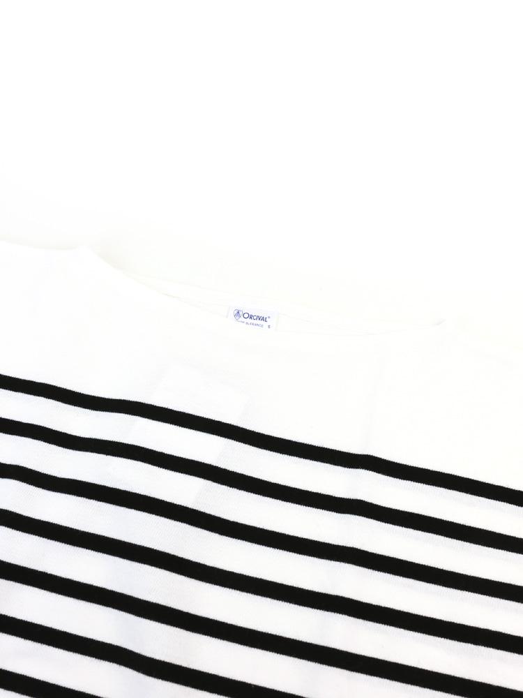 オーシバルラッセルボーダーTシャツ