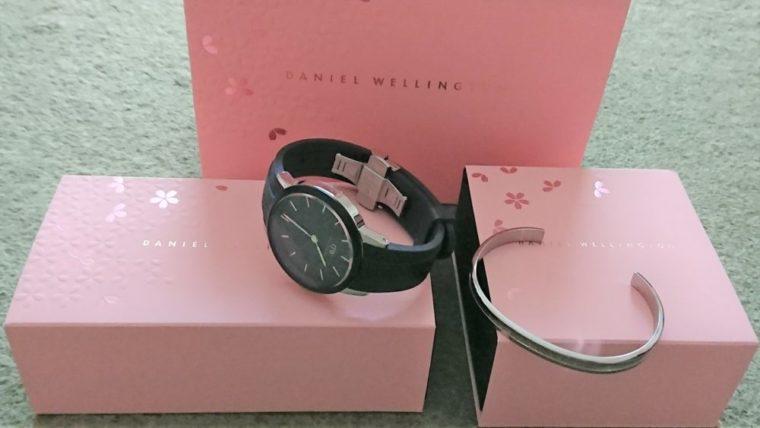 【新作】ダニエルウェリントンIconic Motion腕時計|プレゼントにおすすめ【PR】
