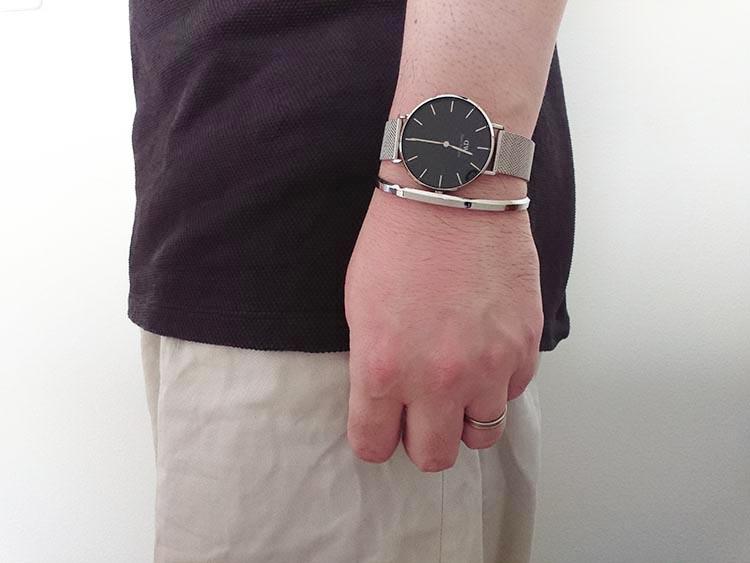 ダニエルウェリントンの時計PETITE STERLING