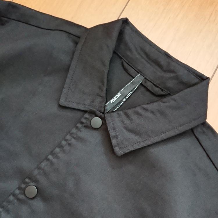 メンズファッションプラスTCツイルコーチジャケット3