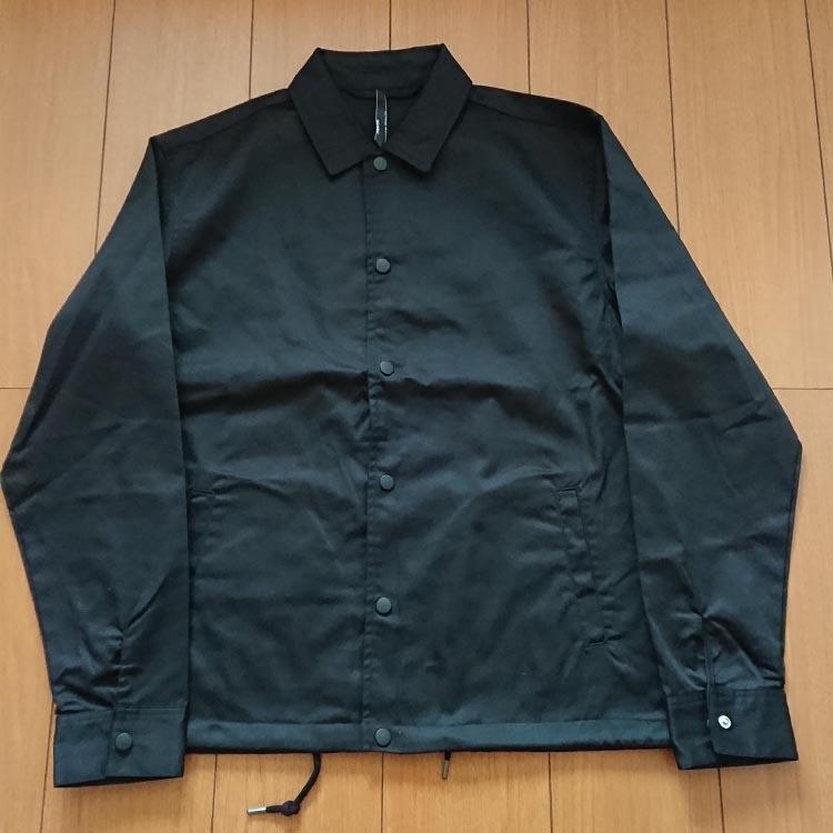 メンズファッションプラスTCツイルコーチジャケット1